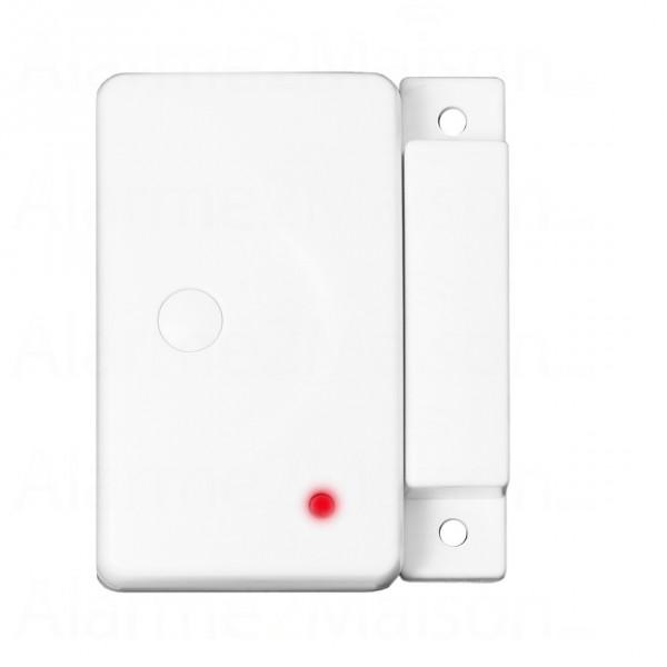 Détecteur d'ouverture de porte & fenêtre sans-fil pour A2M0