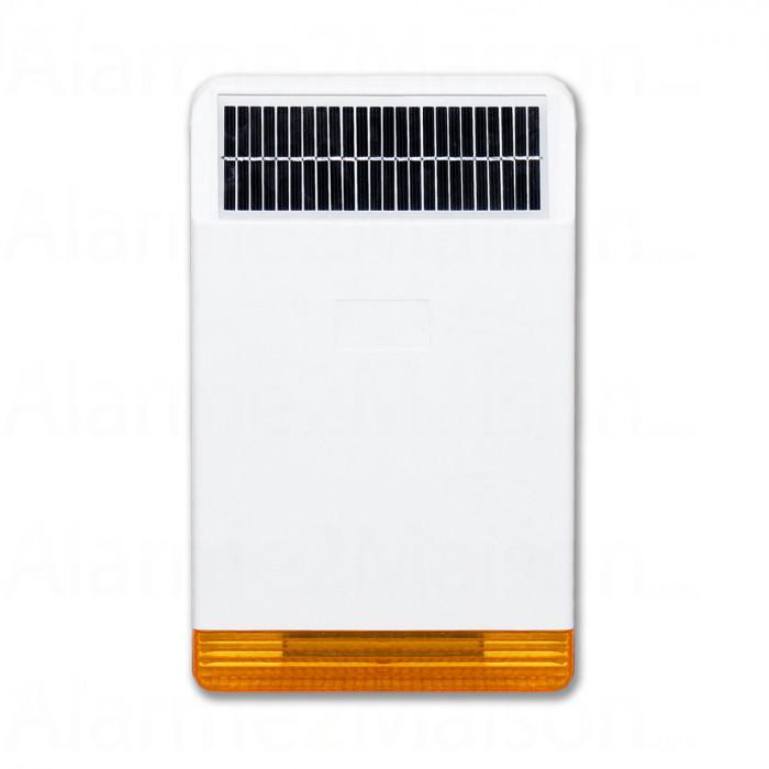Sirène sans-fil extérieure Solaire FOCUS Flash 110dB